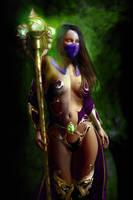 Esmeralda The green Light by goor