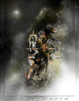 Underworld The Watchers by goor