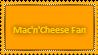 Mac'n'Cheese Fan Stamp by Shadow-Dragon91