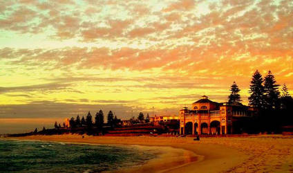 Cottesloe Beach by Vicefire