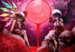 Scarlet sister by IshidaKazuma