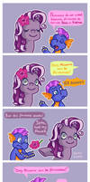 Hold my flower! by PepperSupreme