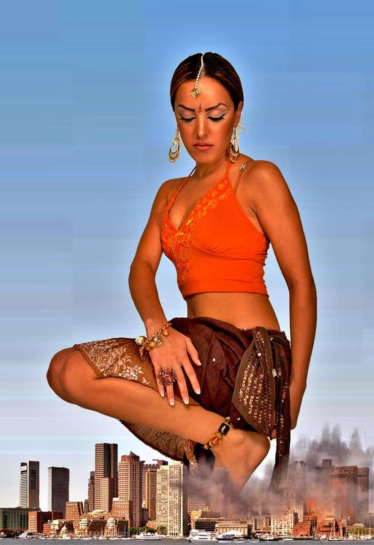 Goddess amirha