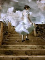 Runaway Bride by icachanDesign