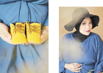 Sita's Maternity by icachanDesign