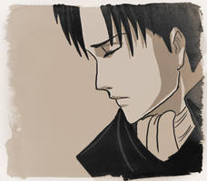 Rivaille by Di-To