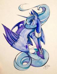 Princess Luna- For Sale by probablyfakeblonde