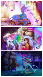 The Last Mabelcorn - Gravity Falls Redraws by probablyfakeblonde