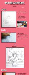 : Faynt's Color Pencil Tut : by F-AYN-T