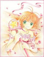 Sakura by Audreychan