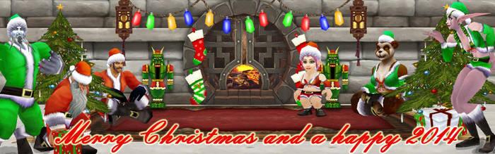 Christmas header by xantha88