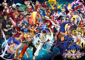 Project x Zone 2 Brave New World by SuperSaiyanCrash