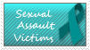 Sexual Assult Victim Ribbon by Hotd318