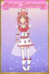 Magical Girl Index: Matoi Sumeragi by bogidream