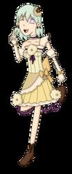 MGRP: Magical Daisy by bogidream