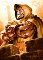 Dr. Doom by AlexGarner