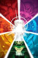 Green Lantern No. 54 by AlexGarner
