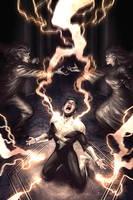 Titans Villains for Hire by AlexGarner