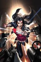 Wonder Woman No. 602 by AlexGarner