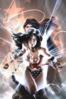 Wonder Woman No. 609 by AlexGarner