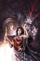 Wonder Woman No. 610 by AlexGarner