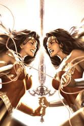Wonder Woman No. 613 by AlexGarner