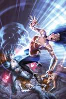 Wonder Woman No. 611 by AlexGarner