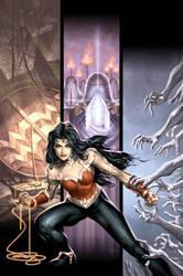Wonder Woman No. 612 by AlexGarner