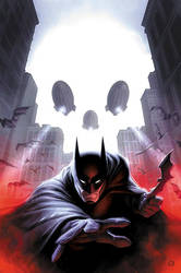 Batman No. 25 by AlexGarner