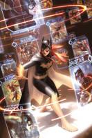 Batgirl No. 31 by AlexGarner
