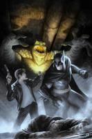 Batman Eternal No. 18 by AlexGarner