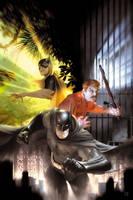Batman Eternal No. 20 by AlexGarner