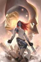 Death of Wolverine: Logan's Legacy No. 6 by AlexGarner