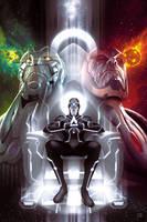 Justice League N0. 40 Variant by AlexGarner