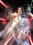 ImagineFX Star Wars Cover by AlexGarner