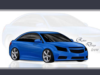 Primeiro Toon Car by Rob3rT----Design