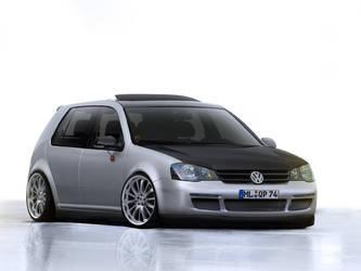 VW Golf by Rob3rT----Design