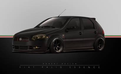 FIAT Palio Essence by Rob3rT----Design