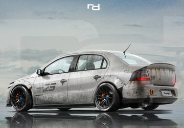 VW Voyage G5 by Rob3rT----Design