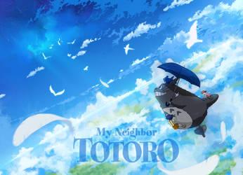 My Neighbor Totoro by donsaid