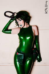 Hail!  (Madame Hydra cosplay by Kitty-Honey