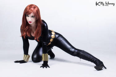 Black Widow Cosplay 2 by Kitty-Honey