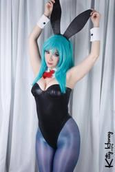 More Bunny Bulma! by Kitty-Honey