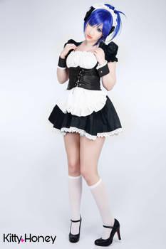 Leona Heidern Maid by Kitty-Honey