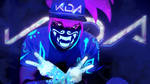 KDA SwiftyBay Photo-edit Meme by Lavellian