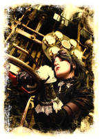 Steampunk Dials II by nitr0gene