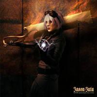 Steampunk Fantasy by nitr0gene