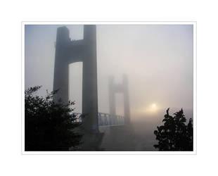 Pont au port du Brest by DM-