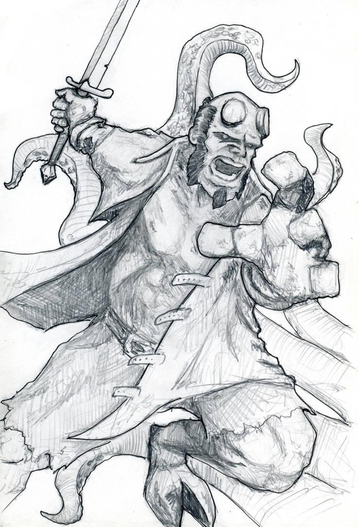 Hellboy - final by shockwerks