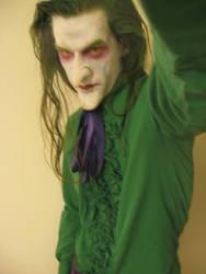 The Joker by shockwerks